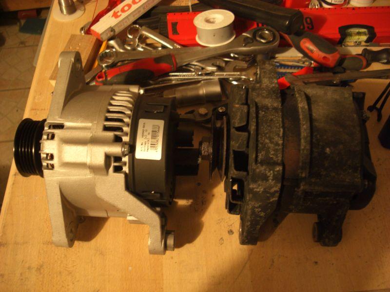 AS-PL Riemenscheibe Generator AP0008